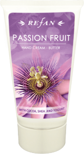 Бутер Крем За Ръце 75 мл с масло oт Mаракуя (Passion Fruit)