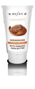 Подхранващ Крем За Крака 75 мл с масло от ший (Shea)