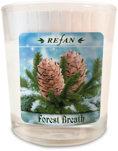 Forest Breath Ароматна Натурална Соева Cвещ
