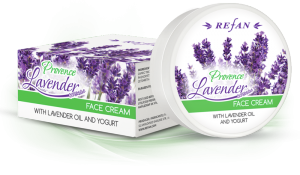 Крем За Лице С Натурално Лавандулово Масло и Йогурт Provence Lavender