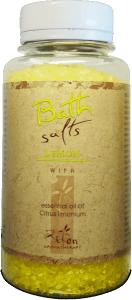 Соли за вана Лимон