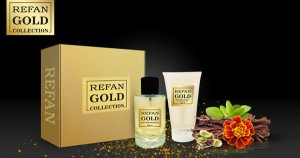 Комплект REFAN 211 GOLD COLLECTION MEN