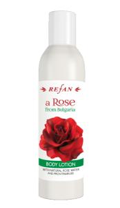 Лосион За Тяло с натурална розова вода