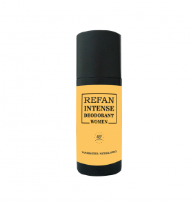 ДЕЗОДОРАНТ REFAN INTENSE WOMEN 350 - 125 ML
