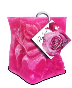 Роза Гравюра Soft Rose