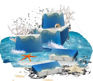Море Ръчно Изработен Глицеринов Сапун