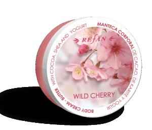 Бутер Крем За Тяло с масло oт Дива Череша (Wild Cherry)