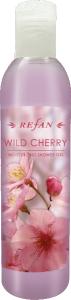 Хидратиращ Душ Гел с масло oт Дива Череша (Wild Cherry)