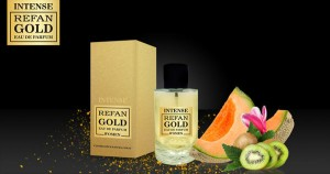 INTENSE GOLD EAU DE PARFUM - WOMEN 126 100 мл