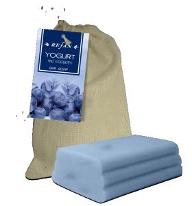 Сапун 100 Гр. екстракт от плодовете на бъз и кисело мляко