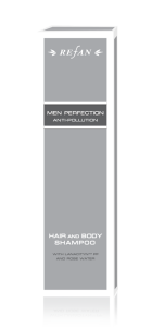 "Душ Гел шампоан  ""MEN PERFECTION"" 50 мл"