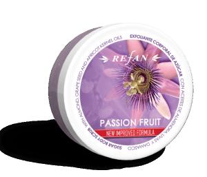 Захарен Ексфолиант За Тяло с масло oт Mаракуя (Passion Fruit)
