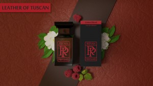 LIMITED BLEND 55 МЛ - LEATHER OF TUSCAN