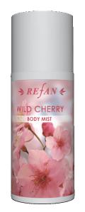 Освежаващ Спрей За Тяло с масло oт Дива Череша (Wild Cherry)