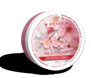 Ексфолиант За Тяло с масло oт Дива Череша (Wild Cherry)