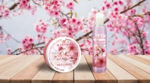 Комплект Wild Cherry + Душ гел подарък