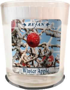Winter Apple Ароматна Натурална Соева Cвещ