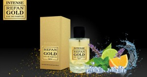 INTENSE GOLD EAU DE PARFUM - MEN 407 100 мл