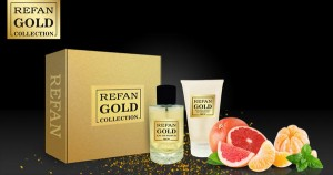 Комплект REFAN 219 GOLD COLLECTION MEN