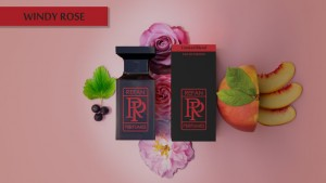 LIMITED BLEND 55 МЛ - WINDY ROSE