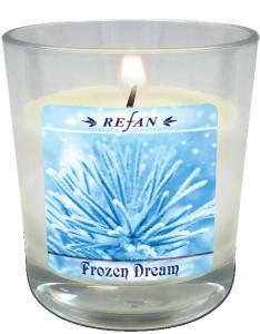 Frozen Dream Ароматна Натурална Соева Cвещ