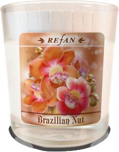 Brazilian Nut Ароматна Натурална Соева Cвещ