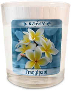 Frangipani Ароматна Натурална Соева Cвещ