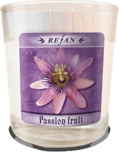 Ароматна Натурална Соева Cвещ Маракуя (Passion Fruit)