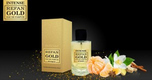 INTENSE GOLD EAU DE PARFUM - WOMEN 335 100 мл