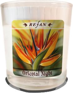 Oriental Night Ароматна Натурална Соева Cвещ
