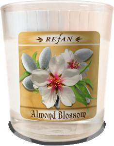 Almond Blossom Ароматна Натурална Соева Cвещ