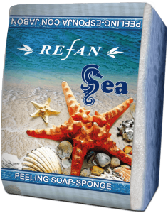 Пилинг Сапун-Гъба Море