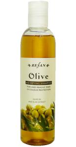 Шампоан Срещу Стареене Маслина OLIVE с екстракт от маслина