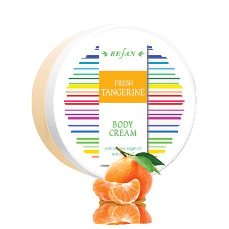 Крем за тяло Fresh tangerine