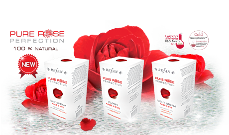 Еликсир за лице и околоочен контур Pure Rose Perfection 50 ml