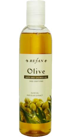 Душ Гел Срещу Стареене Маслина OLIVE с екстракт от маслина