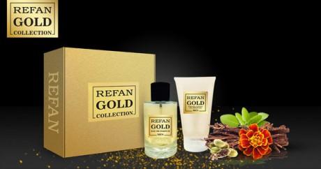 Комплект REFAN 211 GOLD COLLECTION MEN