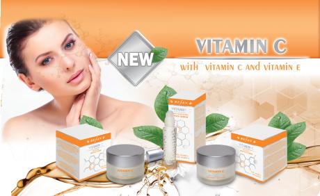 Дневен Крем За Лице Против Стареене Витамин С 50 мл