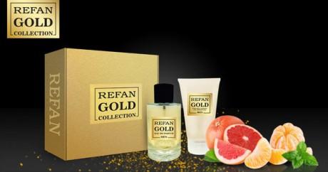 Комплект REFAN 219 GOLD COLLECTION MEN