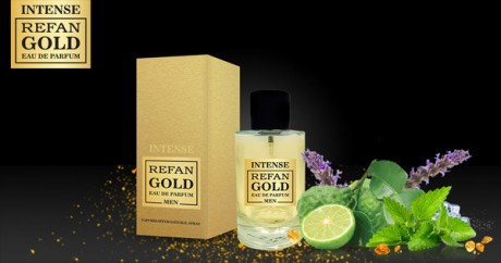 INTENSE GOLD EAU DE PARFUM - MEN 420 100 мл