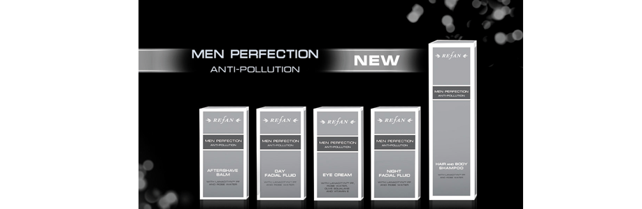 REFAN MEN PERFECTION -ANTI-POLLUTION